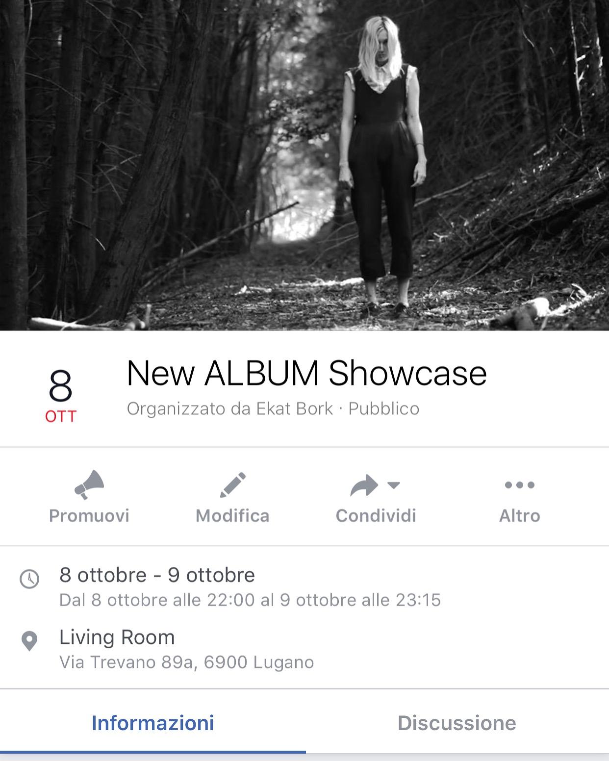"NEW Album ""YASDYES"" Showcase"