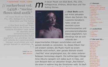 """YASDYES"" review on ZUCKERKICK."