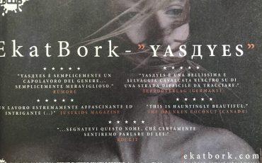 Magazines about YASDYES.